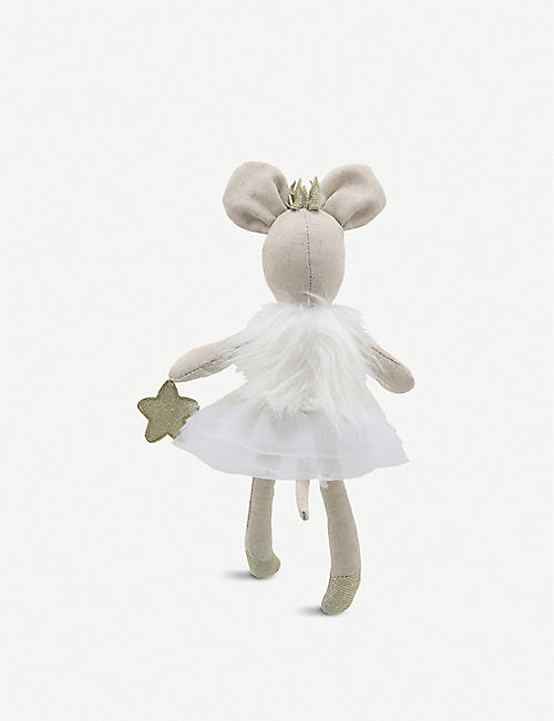 THE PUPPET COMPANY Crowned ballerina mouse
