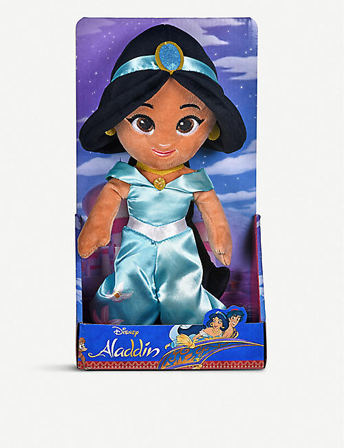 ALADDIN Princess Jasmine soft toy 25cm
