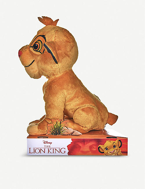 LION KING The Lion King Simba soft toy 24cm