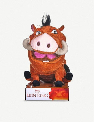LION KING The Lion King Pumba soft toy 30cm