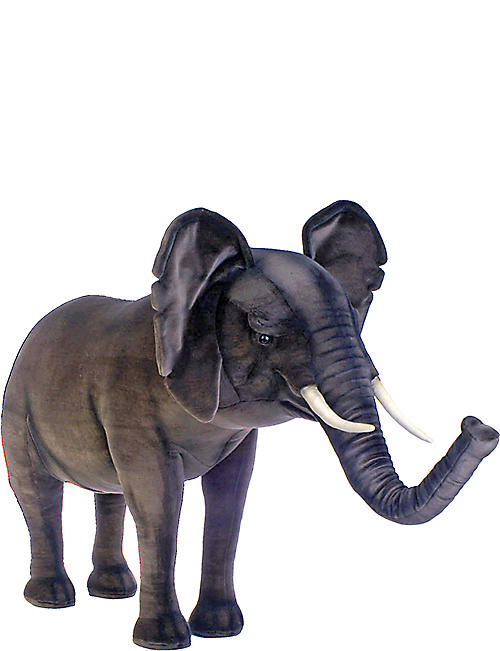 HANSA Elephant soft animal figure 1.5m