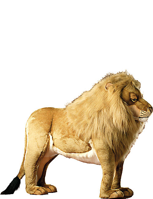 HANSA Lion soft animal figure 0.7m