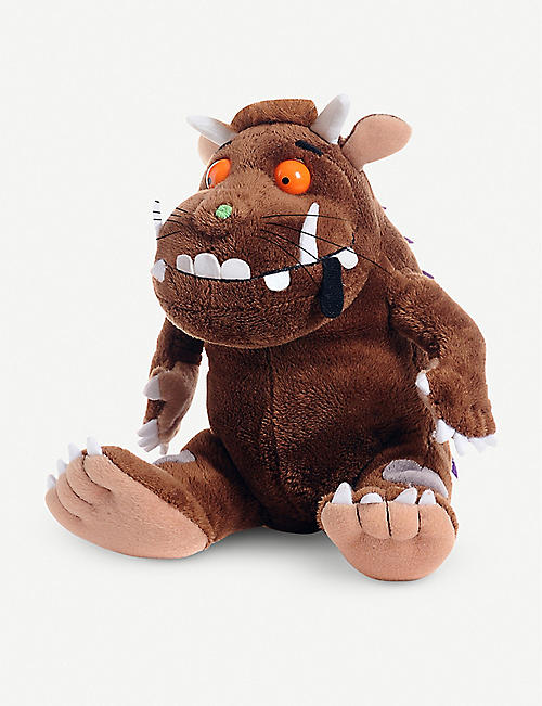 GRUFFALO: The Gruffalo sitting soft toy 40cm