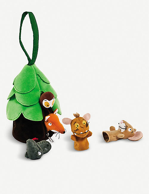 GRUFFALO: The Gruffalo's Child finger puppets set of five