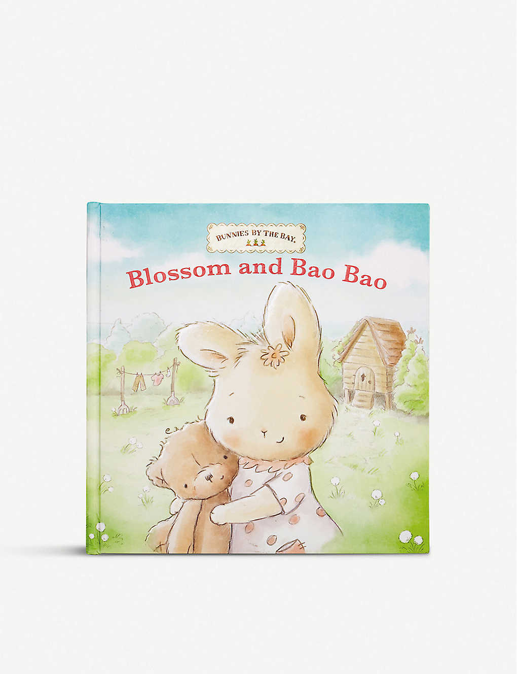 BUNNIES BY THE BAY: Blossom and Bao Bao board book