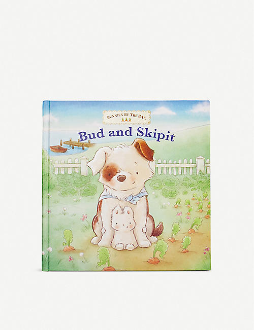 BUNNIES BY THE BAY: Bud and Skipit hardback book