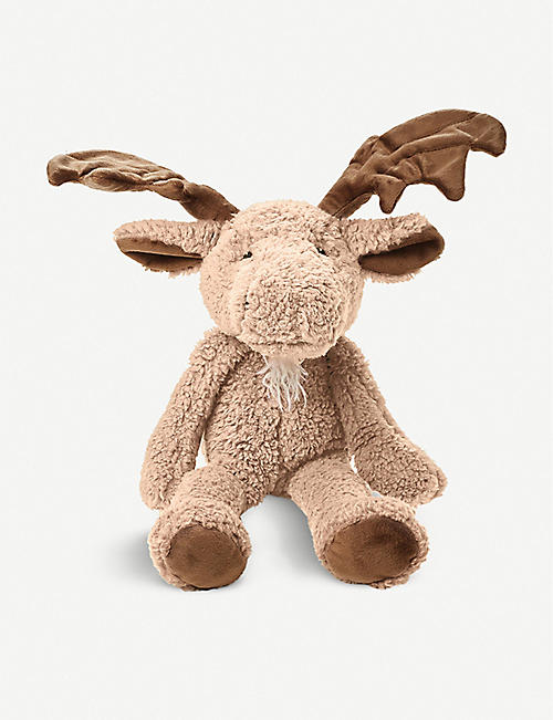BUNNIES BY THE BAY: Bruce the Moose soft toy 40cm