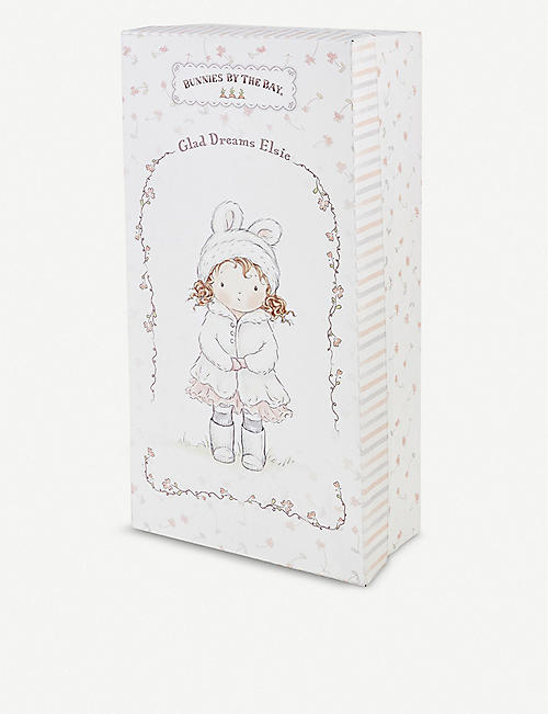 BUNNIES BY THE BAY Glad Dreams Elsie soft doll 33cm