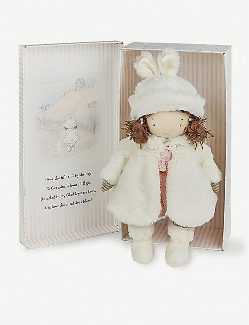 BUNNIES BY THE BAY: Glad Dreams Elsie soft doll 33cm