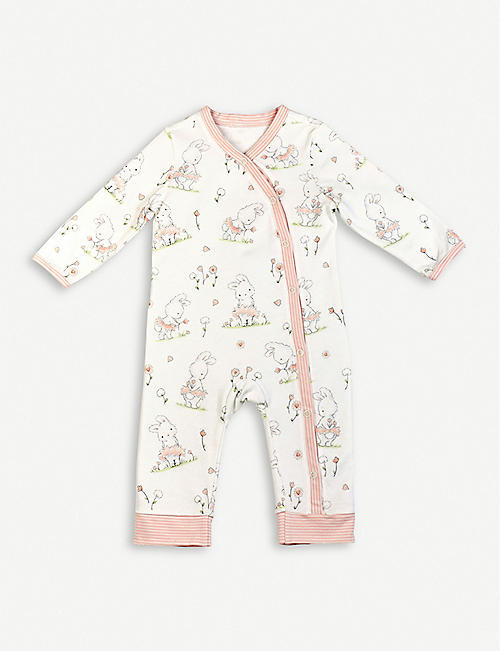 BUNNIES BY THE BAY: Tutu Delight bamboo babygrow 3-6 months