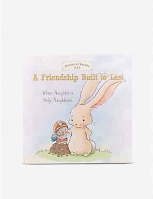 BUNNIES BY THE BAY: A Friendship Built to Last book