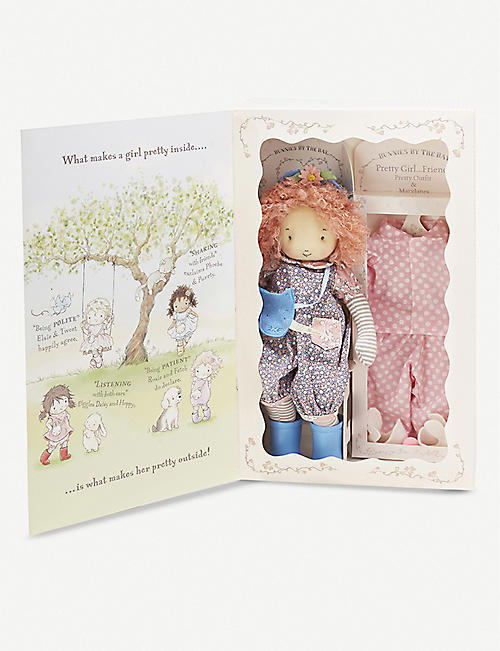 BUNNIES BY THE BAY: Rosie Doll Gift Set 38cm