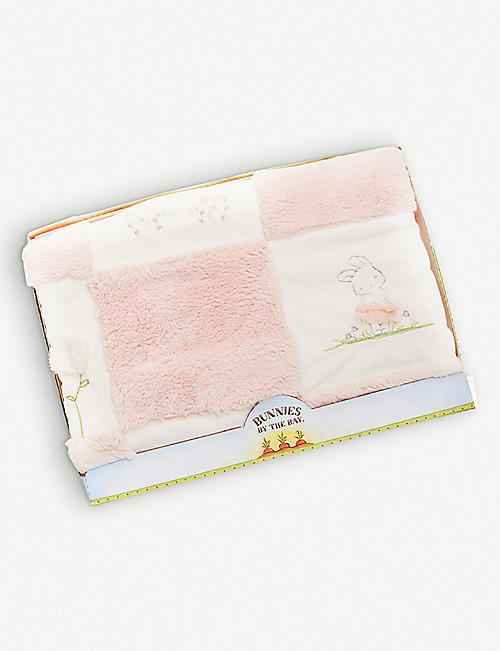 BUNNIES BY THE BAY Tutu bunny luxury quilt 94cm