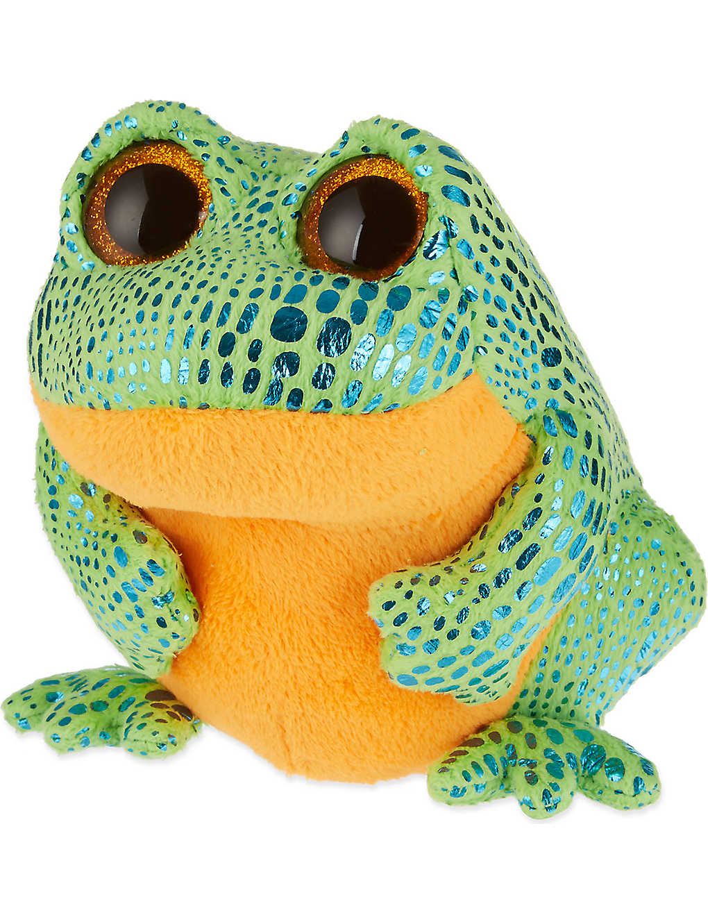 1bb174686fb TY - Beanie boos speckles frog plush