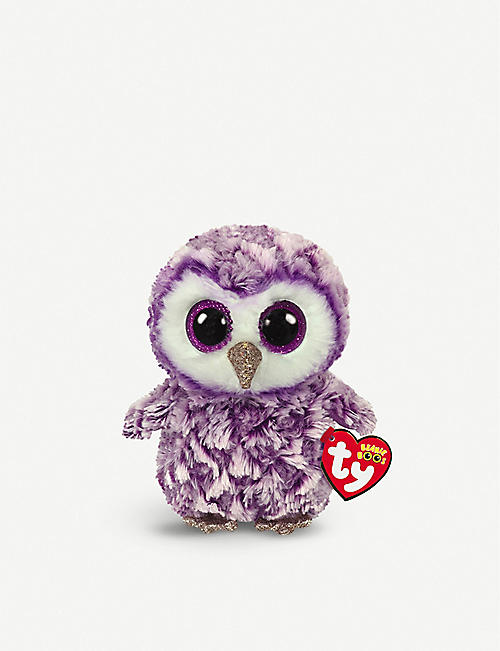 TY: Moonlight Beanie Boo soft toy 15cm