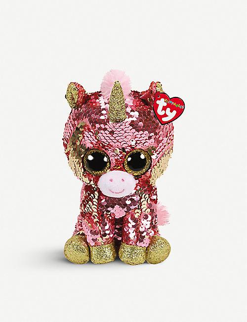 TY Beanie Boo Enchanted owl soft toy 10cm.  5.50. TY Sunset flippable  sequin medium beanie 24cm dacb80b795a0