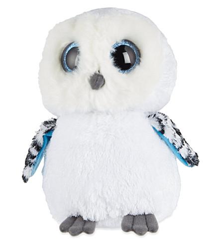TY Beanie Boo Spells snowy owl plush on PopScreen 759f077cc302