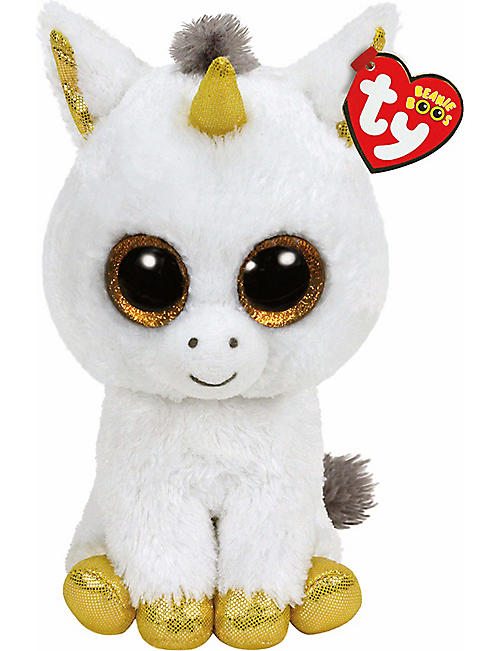 TY Pegasus large boo buddy soft toy