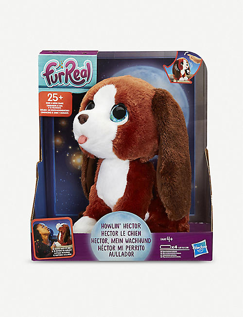 FURREAL Howling Howie interactive toy