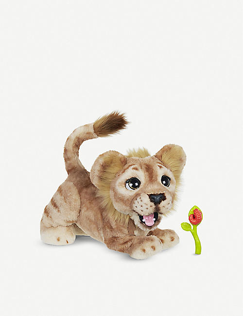 FURREAL The Lion King Mighty Roar Simba interactive toy