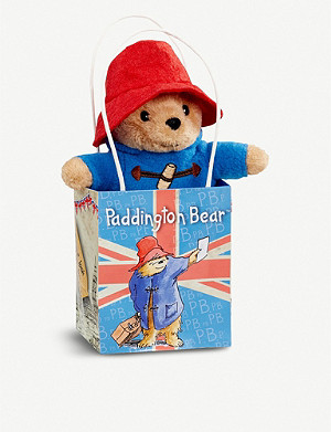 PADDINGTON BEAR Paddington Bear with Union Jack bag