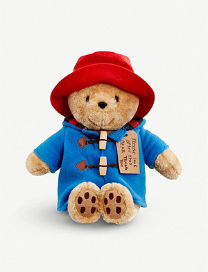 PADDINGTON BEAR Paddington Bear cuddly toy