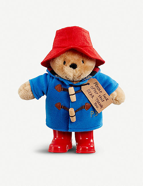 PADDINGTON BEAR :经典Paddington Bear带靴子