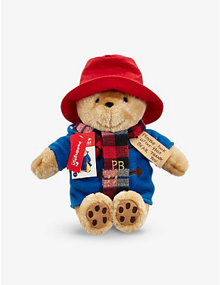 PADDINGTON BEAR: Large Paddington Bear with scarf