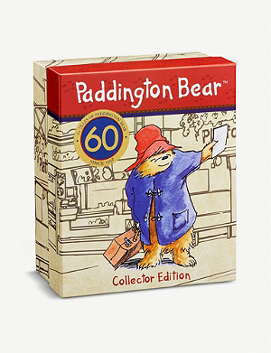 PADDINGTON BEAR 60 years collectors edition Paddington Bear toy 25cm