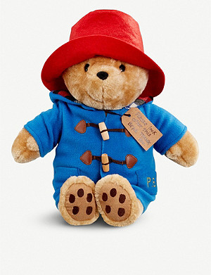 PADDINGTON BEAR Paddington Bear large cuddly toy
