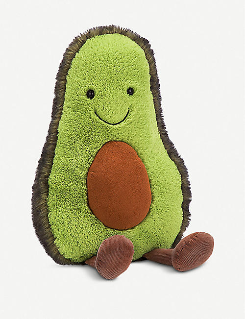 JELLYCAT Amuseable Avocado soft toy 30cm