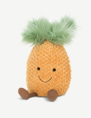 JELLYCAT Amuseable Pineapple soft toy 25cm