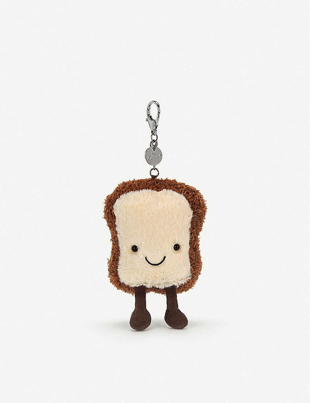 JELLYCAT: Amuseable Toast Bag Charm 13cm