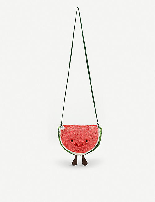 JELLYCAT: Amusable Watermelon bag 18cm