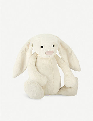 JELLYCAT: Bashful Bunny really big soft toy 67cm
