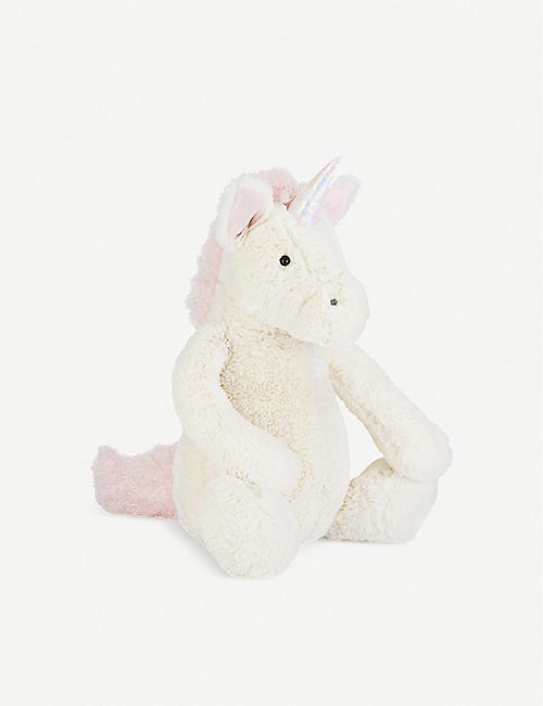 JELLYCAT Bashful unicorn really big soft toy 67cm