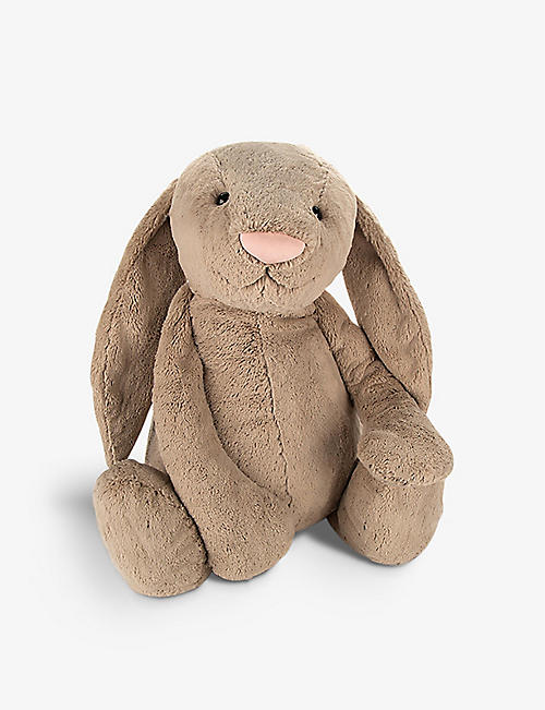 JELLYCAT: Bashful Bunny very big soft toy 108cm