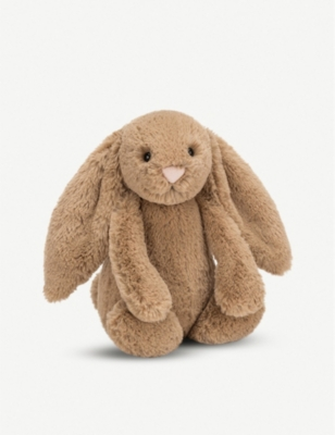 JELLYCAT Bashful Biscuit Bunny medium soft toy 31cm