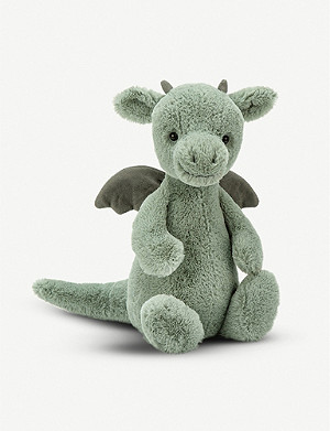 JELLYCAT Bashful Dragon medium medium soft toy 31cm