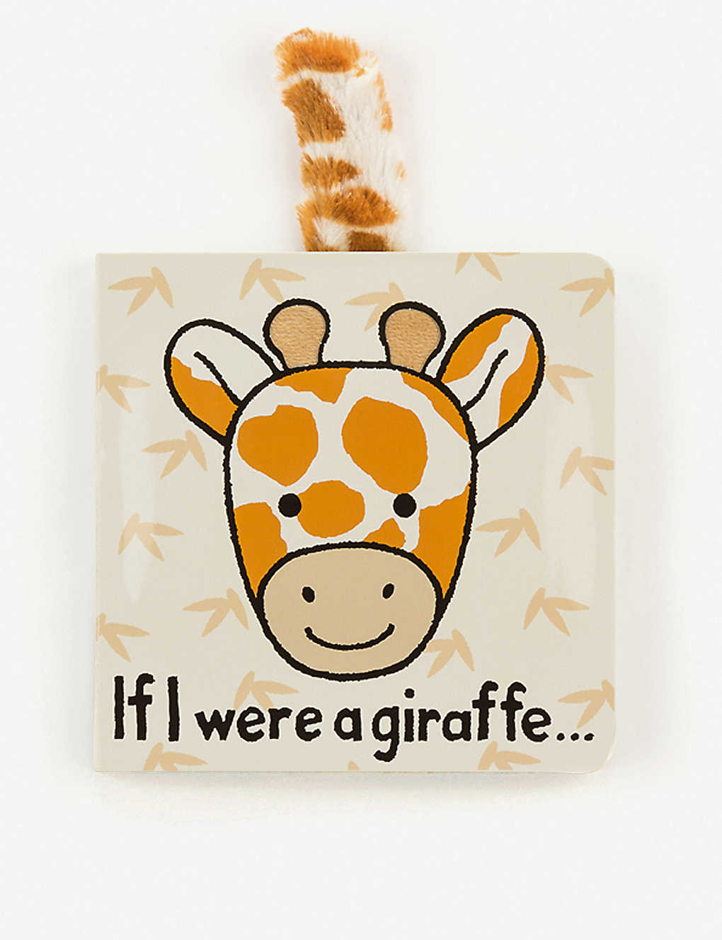 JELLYCAT: If I Were a Giraffe book