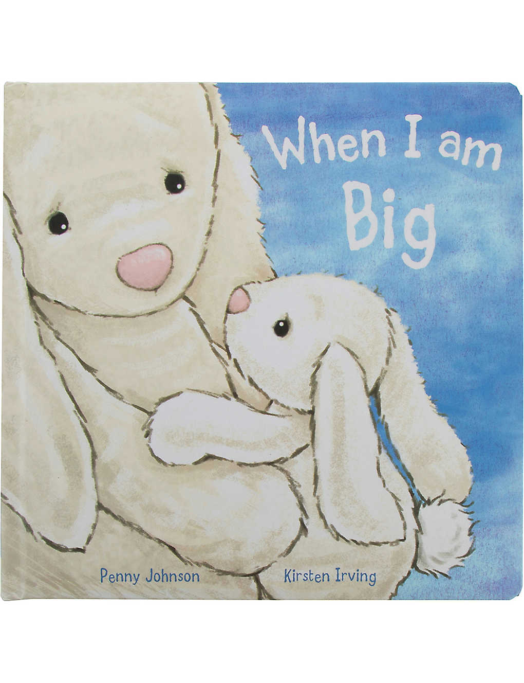 JELLYCAT: When I Am Big story book