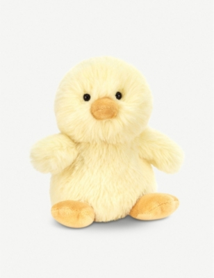 JELLYCAT Fluffster Yellow Chick soft toy 11cm
