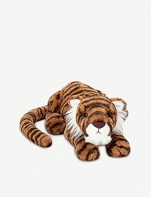 JELLYCAT Tia Tiger large soft toy 46cm