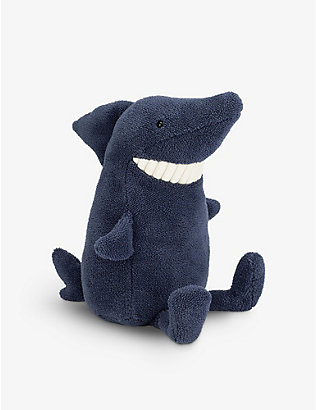 JELLYCAT: Toothy shark toy