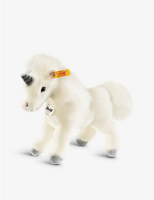 STEIFF: Starly unicorn toy 16cm