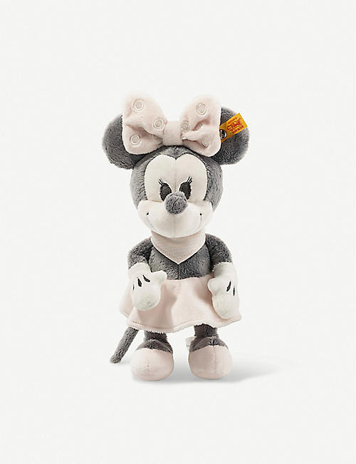 STEIFF: Disney Minnie Mouse soft toy 23cm