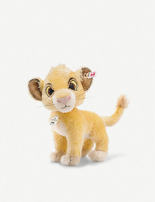 STEIFF Lion King Simba soft toy 24cm