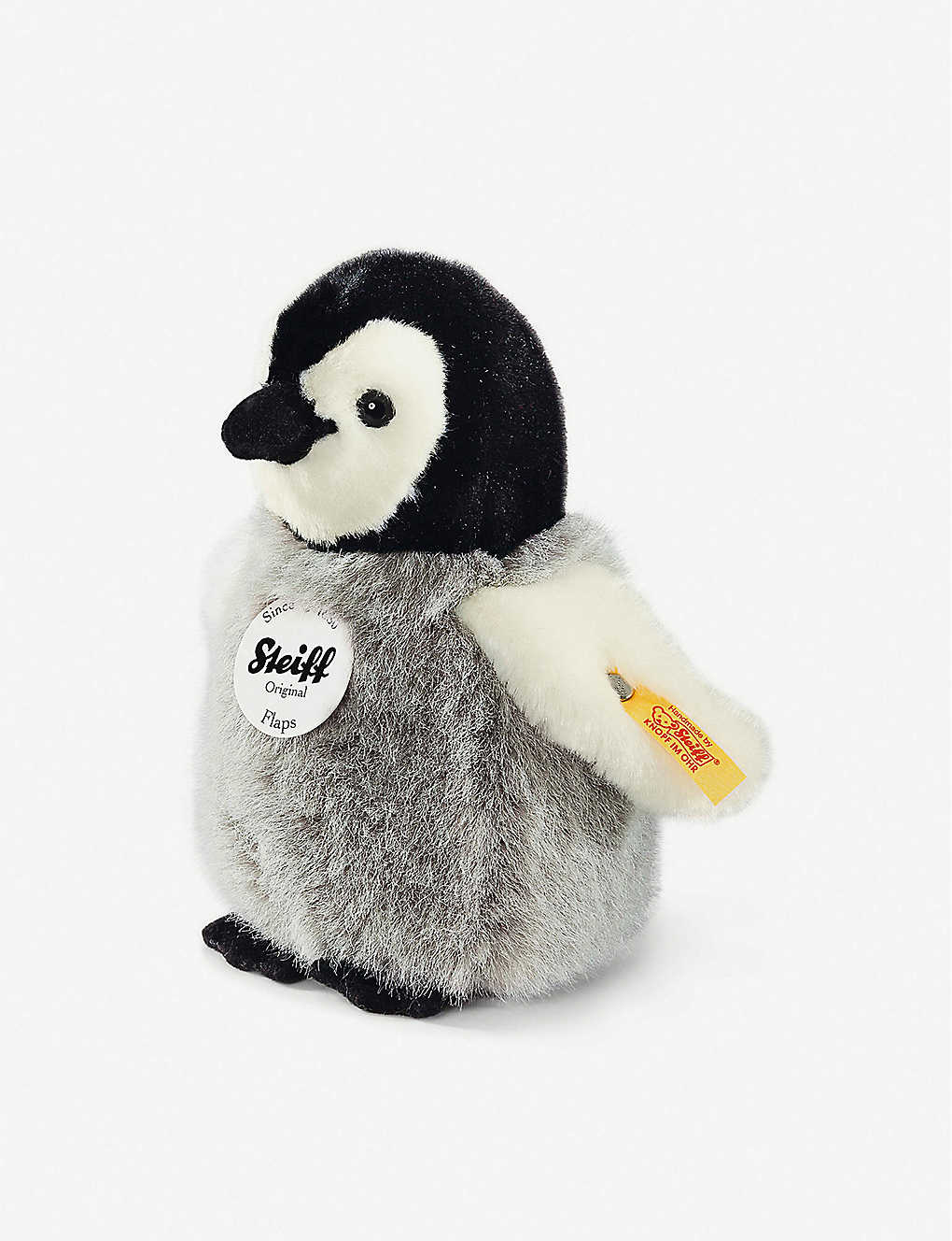 STEIFF: Flaps Penguin soft toy 16cm