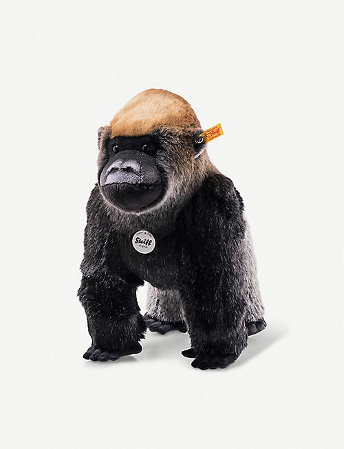 STEIFF: National Geographic Boogie Gorilla soft toy 35cm