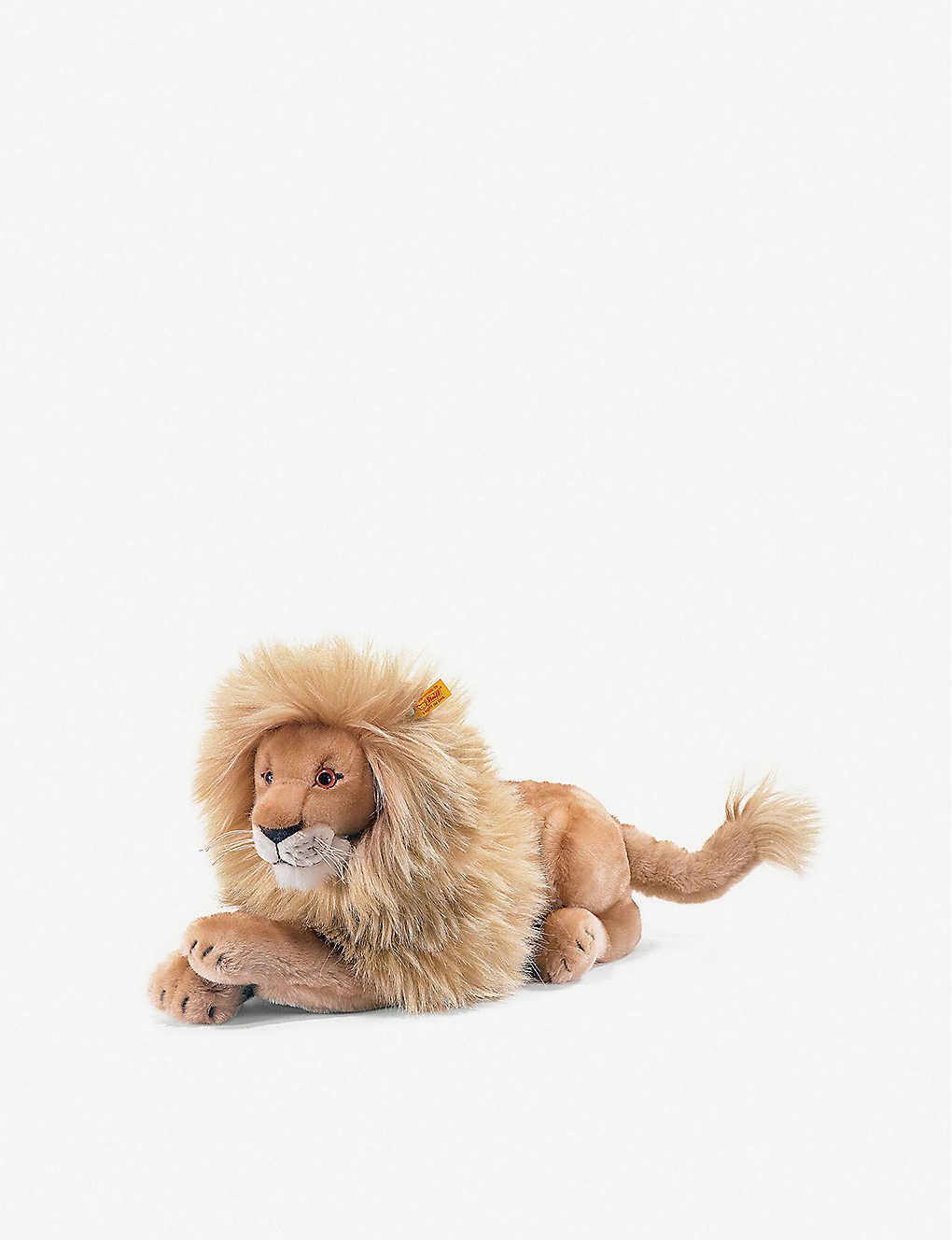 STEIFF: Leo Lion soft toy 45cm